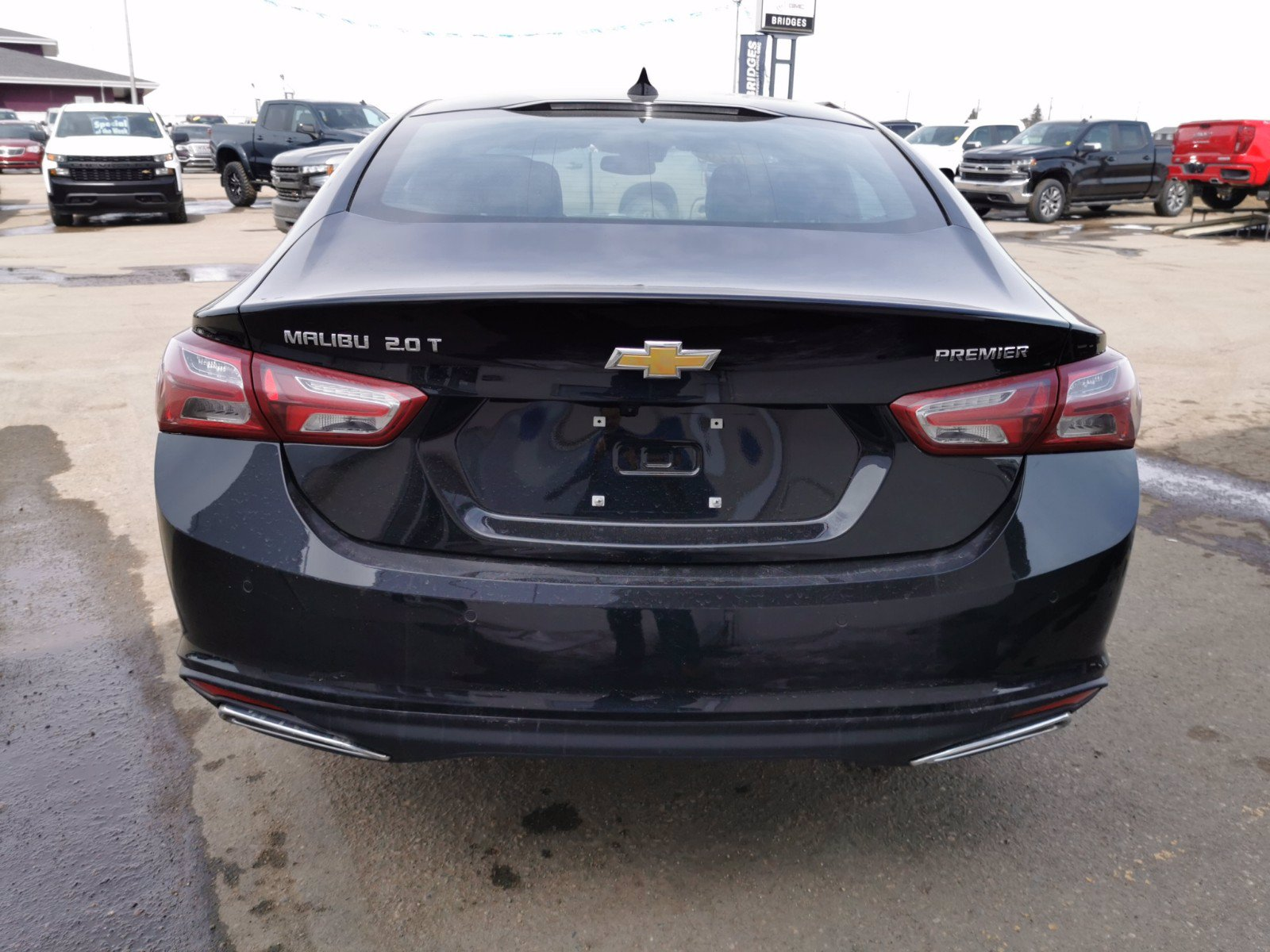 Certified Pre-Owned 2020 Chevrolet Malibu Premier**leather | sunroof | remote start**