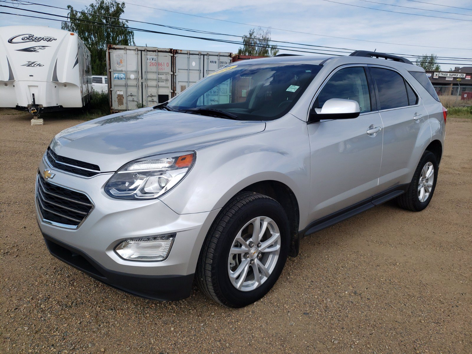 Certified Pre-Owned 2016 Chevrolet Equinox LT**GREAT BUY**