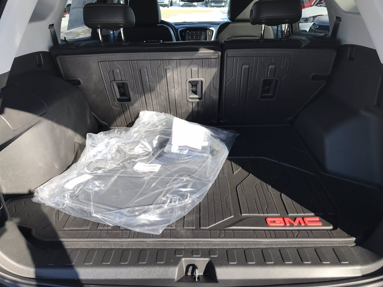 New 2020 GMC Terrain SLT Elevation