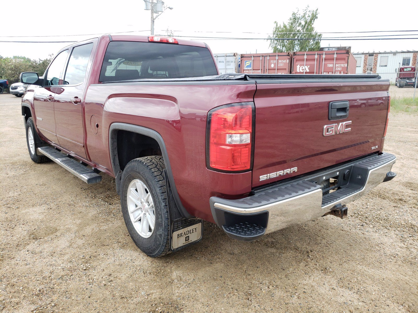 Pre-Owned 2015 GMC Sierra 1500 SLE**AS TRADED SPECIAL**