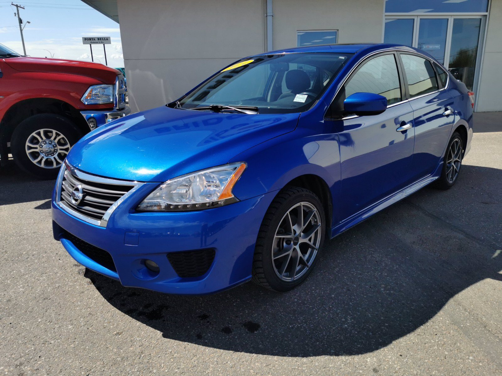 Pre-Owned 2014 Nissan Sentra SR5**AS TRADED SPECIAL**