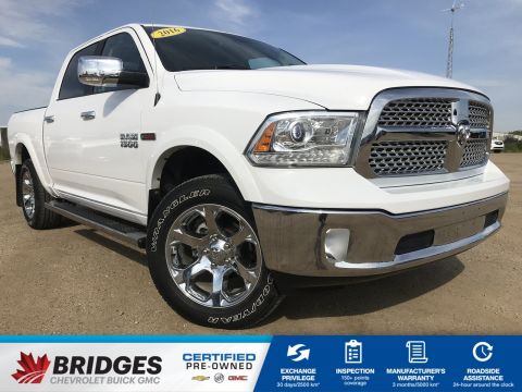 2016 Ram 1500 Laramie**Diesel | One Owner**