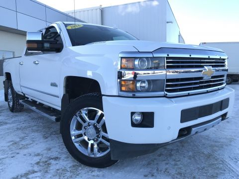 2016 Chevrolet Silverado 2500HD High Country**One Owner | Full Load**
