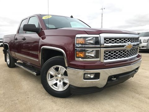 Pre-Owned 2014 Chevrolet Silverado 1500 LT**BLOWOUT PRICE** RWD Crew Cab Pickup