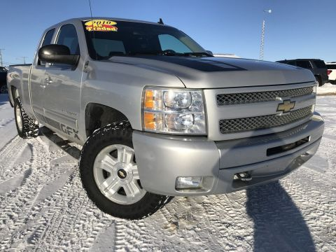 Pre-Owned 2010 Chevrolet Silverado 1500 LT**AS TRADED SPECIAL** 4WD