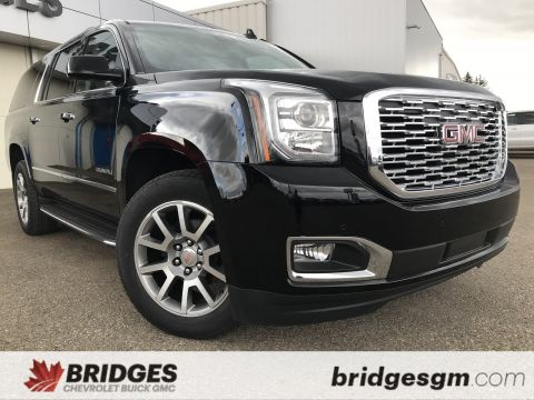 New 2020 GMC Yukon XL Denali With Navigation & AWD