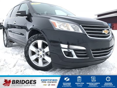 2015 Chevrolet Traverse LTZ**Leather | roof | backup cam**