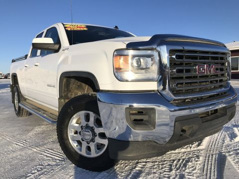 2015 GMC SIERRA 2500 SLE**AS TRADED SPECIAL**
