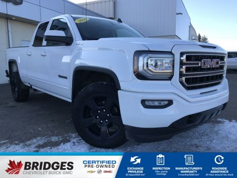 Certified Pre-Owned 2016 GMC Sierra 1500 Base**ELEVATION EDITION** 4WD