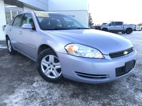 Pre-Owned 2006 Chevrolet Impala LS FWD 4dr Car