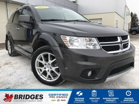 2017 Dodge Journey GT**DVD | 7 passenger | AWD**