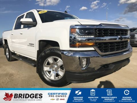 2017 Chevrolet Silverado 1500 LT**One Owner | Low Kms**