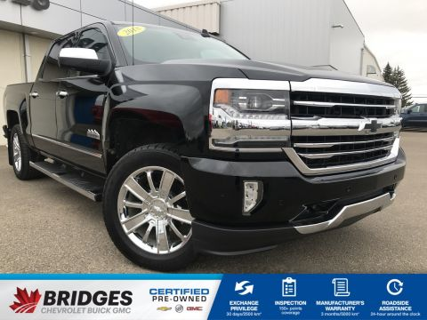 2018 Chevrolet Silverado 1500 High Country**One Owner | Loaded**