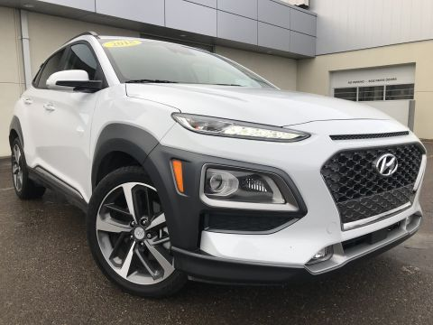 2018 Hyundai Kona Ultimate**One Owner | Local Trade**
